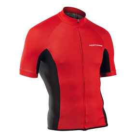Northwave Force Bike Jersey Shortsleeve Men red